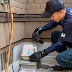 浄化槽関係の修繕工事
